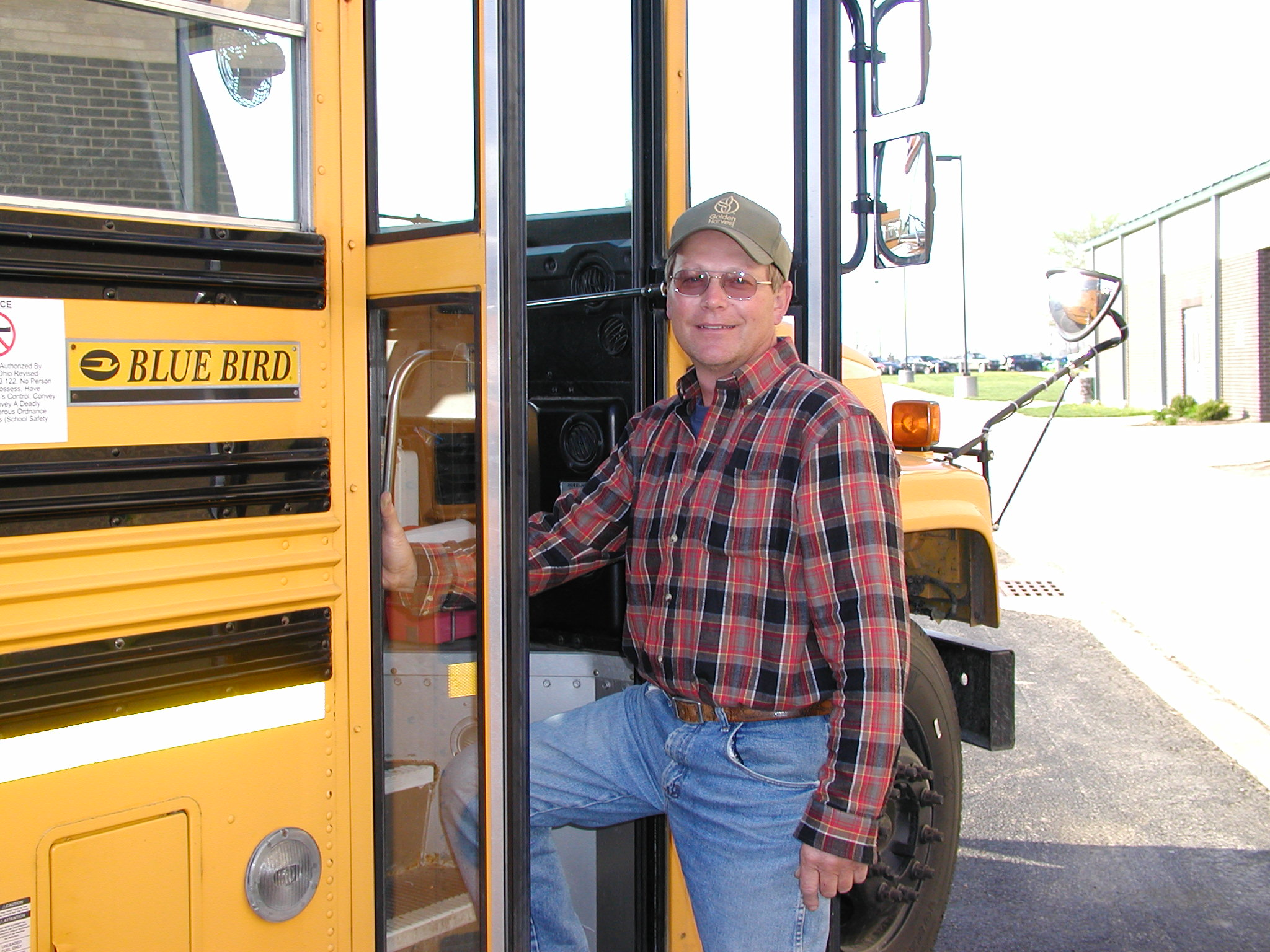 Bus Driver Image